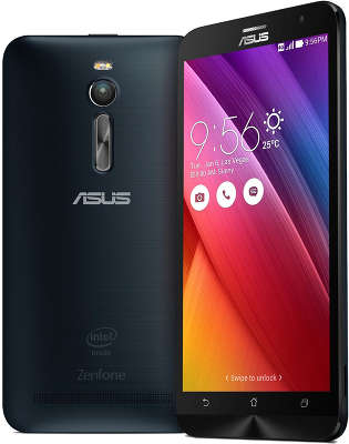 Смартфон ASUS Zenfone 2 ZE551ML 16Gb ОЗУ 4Gb, Black (ZE551ML-6A717RU) (товар уценен)