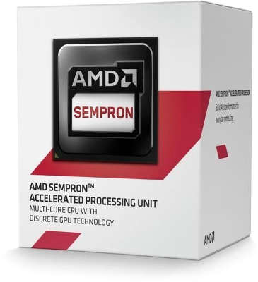 Процессор AMD Sempron™ X4 3850 Socket AM1 BOX
