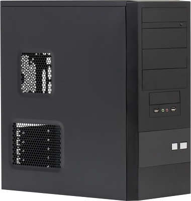 Корпус 3Cott 2308 ATX, 450Вт, USB, Audio, черный