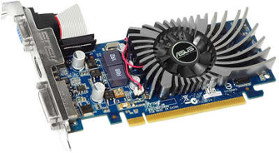 Видеокарта PCI-E NVIDIA GeForce GT210 1024MB DDR3 ASUS [210-1GD3-L] (LP)