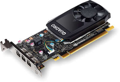 Видеокарта PNY nVidia GeForce Quadro P400 2Gb DDR5 PCI-E 3miniDP