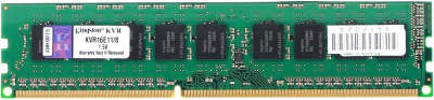 Модуль памяти DDR-3 DIMM 8192Mb DDR1600 ECC Kingston KVR16E11/8