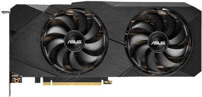 Видеокарта ASUS nVidia GeForce RTX 2080 Dual Advanced EVO 8Gb GDDR6 PCI-E HDMI, 3DP
