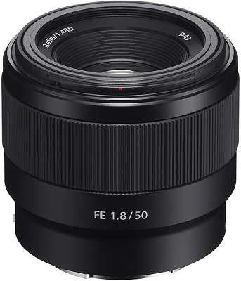 Объектив Sony 50 мм f/1.8 [SEL50F18F]