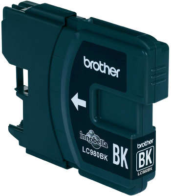 Картридж Brother LC980BK (чёрный)