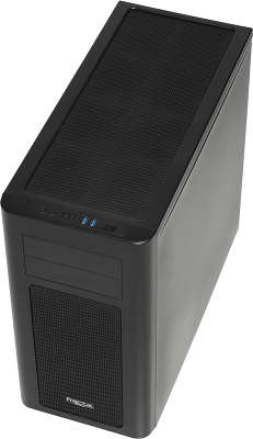 Корпус Fractal Design Arc Midi R2 Window черный w/<wbr>o PSU ATX 3x140mm 2xUSB3.0