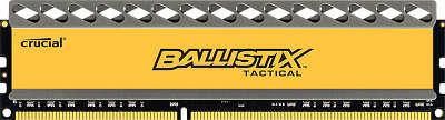 Модуль памяти DDR-III DIMM 4096Mb DDR1600 Ballistix Tactical [BLT4G3D1608DT1TX0CEU]
