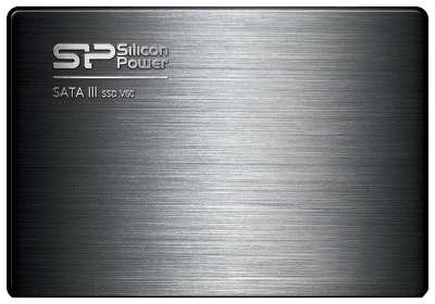 "Твердотельный накопитель SSD 2.5"" SATA-3 60GB (SP060GBSS3V60S25)  Silicon Power Velox Series V60"