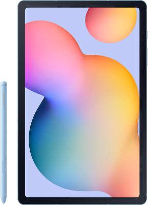 """Планшетный компьютер 10.4"""" Samsung Galaxy Tab S6 Lite SM-P615N, LTE, 64G, Blue [SM-P615NZBASER]"""