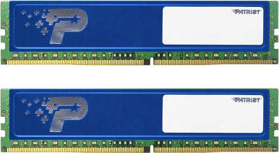 Набор памяти DDR4 2*8192Mb DDR2133 Patriot [PSD416G2133KH]