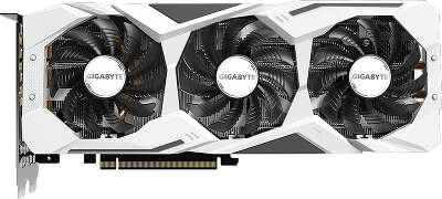Видеокарта Gigabyte nVidia GeForce RTX 2060 SUPER GAMING 3X WHITE 8Gb GDDR6 PCI-E HDMI, 3DP