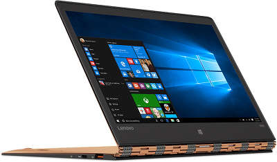 "Ноутбук Lenovo Yoga 900-12ISK Gold 12.5"" QHD+ IPS Touch /M7-6Y75/8/512SSD/WF/BT/CAM/W10 (80ML005FRK)"