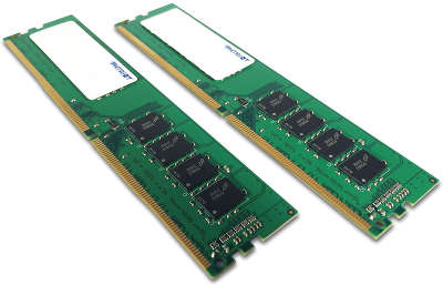 Набор памяти DDR4 DIMM 2*4096Mb DDR2400 Patriot