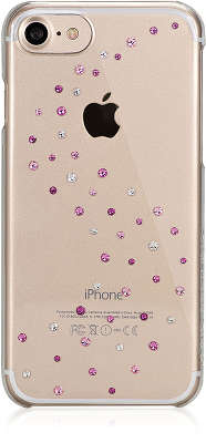 Чехол для iPhone 7 Bling My Thing Swarovski Milky Way, Rose Sparkles [ip7-mw-cl-pkm]