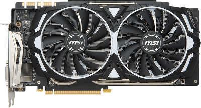 Видеокарта MSI nVidia GeForce GTX1080Ti Armor 11Gb DDR5X PCI-E DVI, 2HDMI, 2DP