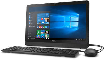 Моноблок Dell Inspiron 20 3052 19.5&quot; P N3700 (1.6)<wbr>/<wbr>2Gb/<wbr>500Gb/<wbr>HDG/<wbr>W10/<wbr>WiFi/<wbr>BT/<wbr>Kb+Mouse