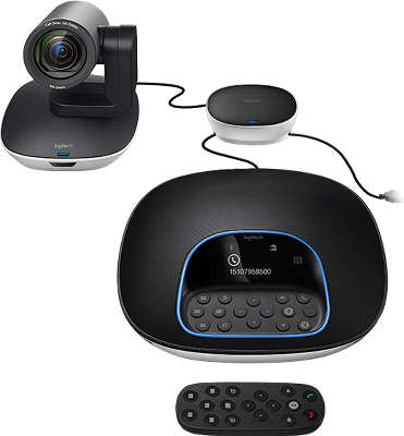Камера Logitech ConferenceCam Group (960-001057)