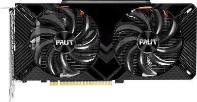 Видеокарта Palit nVidia GeForce GTX1660 SUPER GP OC 6Gb GDDR6 PCI-E DVI, HDMI, DP