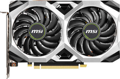 Видеокарта MSI nVidia GeForce GTX1660 SUPER VENTUS XS OC 6Gb GDDR6 PCI-E HDMI, 3DP