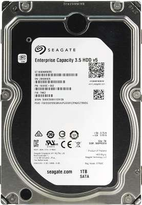 Жесткий диск Seagate SATA-III 1Tb ST1000NM0055 Enterprise Capacity (7200rpm) 128Mb 3.5""