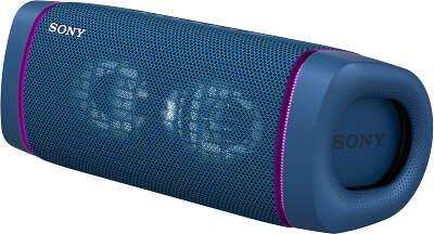 Акустическая система Sony SRS-XB33, синяя