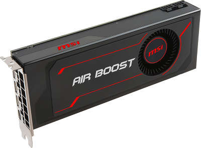 Видеокарта PCI-E AMD Radeon VEGA 64 AIR BOOST 8G HBM2 MSI [VEGA 64 AIR BOOST 8G OC]