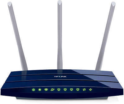 Tочка доступа/Маршрутизатор IEEE802.11n TP-link TL-WR1045ND