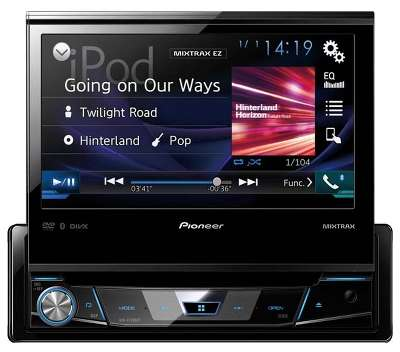 Автомагнитола CD DVD Pioneer AVH-X7800BT