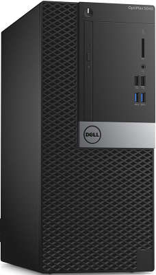 Компьютер Dell Optiplex 5040 MT i5 6500 (3.2)/4Gb/500Gb/HDG530/W7P+W10Pro/GbitEth/240W/Kb+Mouse
