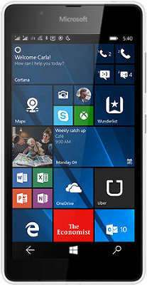 Смартфон Microsoft Lumia 540 DS White