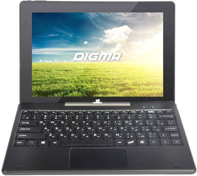 "Планшет Digma EVE 1801 3G Cherry Trail Z8300 (1.33) 4C/RAM2Gb/32Gb 10.1"" IPS/3G/WiFi/BT/W10H/графит"
