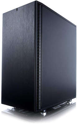 Корпус Fractal Design Define Mini C черный без БП mATX