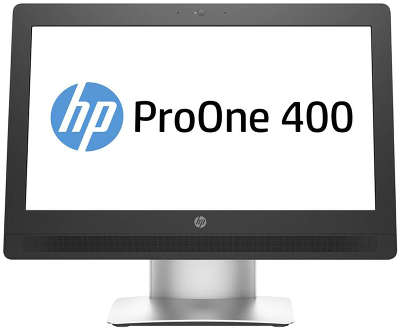 Моноблок HP ProOne 400 G2 20&quot; HD G3900T/<wbr> 4Gb/<wbr> 500Gb/<wbr> DVDRW/<wbr> DOS/<wbr> WF/<wbr> BT/<wbr> Kb+Mouse