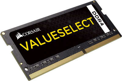 Модуль памяти SO-DIMM DDR4 8192 Mb DDR2133 Corsair [CMSO8GX4M1A2133C15]