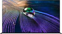 "OLED-телевизор Sony 65""/164см XR-65A90J 4K Ultra HD, чёрный"