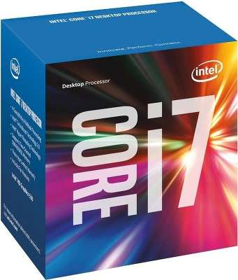Процессор Intel® Core™ i7 7700 (3.6GHz)<wbr> LGA1151 BOX (L3 8Mb)<wbr>
