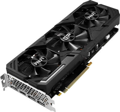 Видеокарта Palit nVidia GeForce RTX 2070 SUPER GAMINGPRO OC 8Gb GDDR6 PCI-E HDMI, 3DP