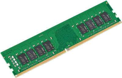 Модуль памяти DDR4 DIMM 8192Mb DDR2666 Kingston [KVR26N19S8/8]