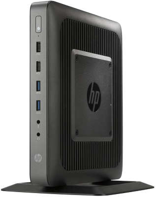 Тонкий клиент HP t620 GX-217GA (1.65)/4Gb/SSD16Gb/HD8280E/Windows Embedded Standard 8 64/Kb+Mouse