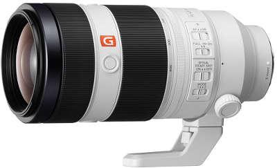 Объектив Sony FE 100-400 мм f/4.5-5.6 STF GM OSS G Master [SEL-100400GM]