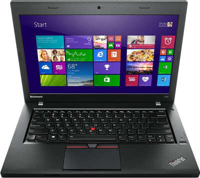 "Ноутбук Lenovo ThinkPad L450 i5 5200U/4Gb/500Gb/SSD8Gb/Intel HD Graphics 5500/14""/HD/DOS/WiFi/BT/Cam"
