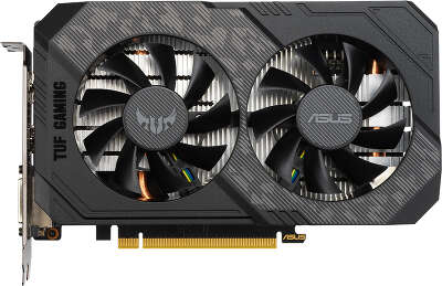 Видеокарта ASUS nVidia GeForce GTX1650 SUPER TUF Gaming OC 4Gb GDDR6 PCI-E DVI, HDMI, DP