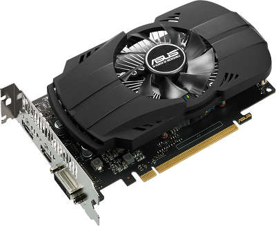 Видеокарта Asus PCI-E PH-GTX1050-2G nVidia GeForce GTX 1050 2048Mb 128bit GDDR5