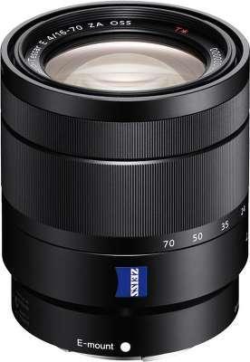 Объектив Sony Carl Zeiss Vario-Tessar T* 16-70 мм f/4.0 ZA OSS [SEL-1670Z]