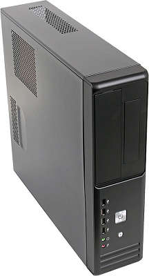 Корпус mATX Powercase PS203, БП TFX Black 300W USB (товар уценен)