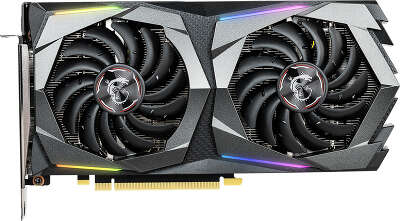 Видеокарта MSI nVidia GeForce GTX1660 GAMING 6G 6Gb DDR5 PCI-E HDMI, 3DP