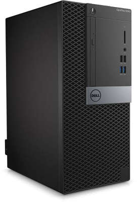 Компьютер Dell Optiplex 5040 MT i5 6500 (3.2)/4Gb/500Gb 7.2k/HDG530/DVDRW/Ubuntu/Kb+Mouse