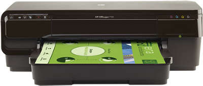 Принтер CR768A HP OfficeJet 7110, A3, Wi-Fi