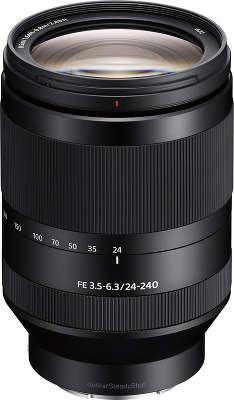 Объектив Sony FE 24-240 мм f/3.5-6.3 OSS [SEL-24240]