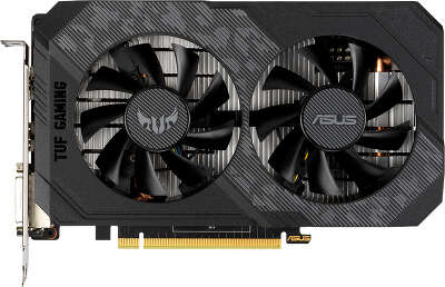 Видеокарта ASUS nVidia GeForce GTX1650 TUF Gaming OC 4Gb GDDR6 PCI-E DVI, HDMI, DP